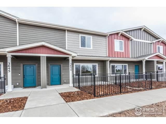 3644 Ronald Reagan Ave, Wellington, CO 80549 (#921977) :: Compass Colorado Realty