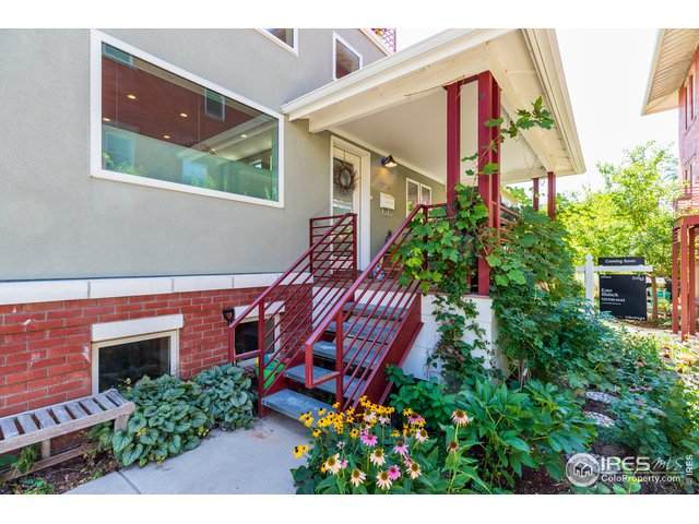 1229 Cedar Ave, Boulder, CO 80304 (MLS #922440) :: 8z Real Estate