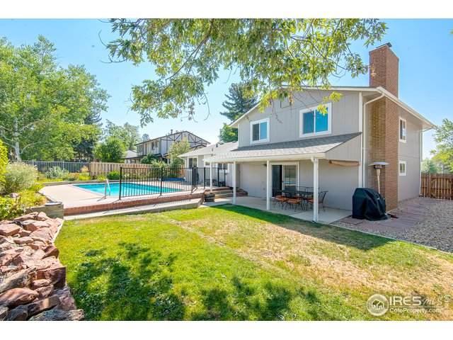 7963 Grasmere Dr, Boulder, CO 80301 (MLS #922445) :: 8z Real Estate