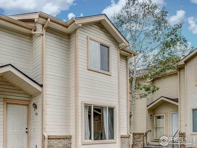 976 N Monroe Ave G, Loveland, CO 80537 (MLS #922708) :: HomeSmart Realty Group
