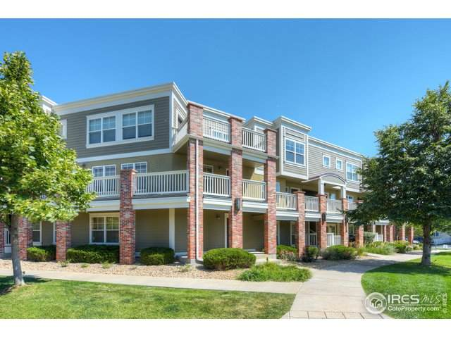 5020 Ralston St 9G, Boulder, CO 80304 (MLS #922752) :: Tracy's Team