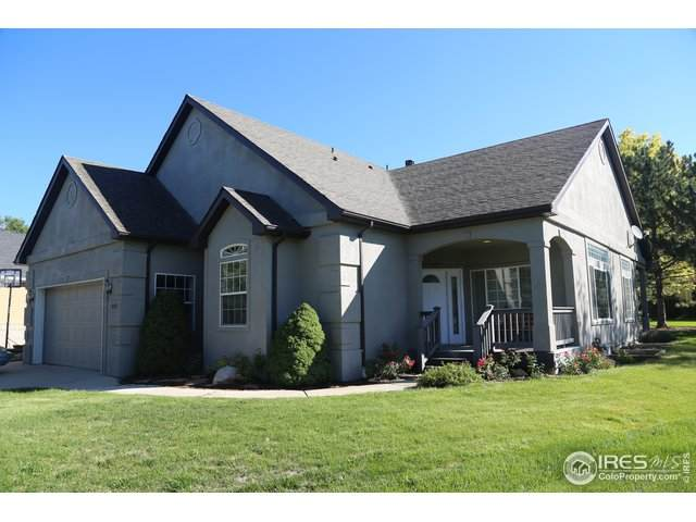 925 Falcon Ridge Ct, Eaton, CO 80615 (#922795) :: My Home Team