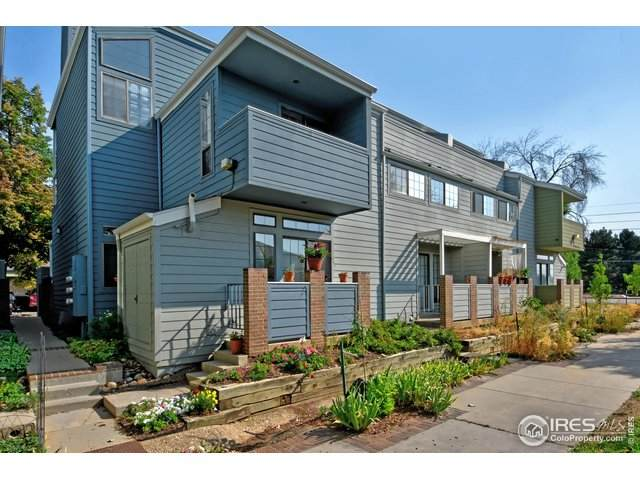 3461 28th St #7, Boulder, CO 80301 (MLS #923032) :: Colorado Home Finder Realty
