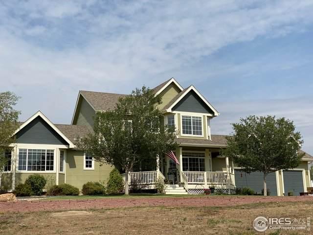 41423 Golden Field Cir, Parker, CO 80138 (MLS #923337) :: Neuhaus Real Estate, Inc.