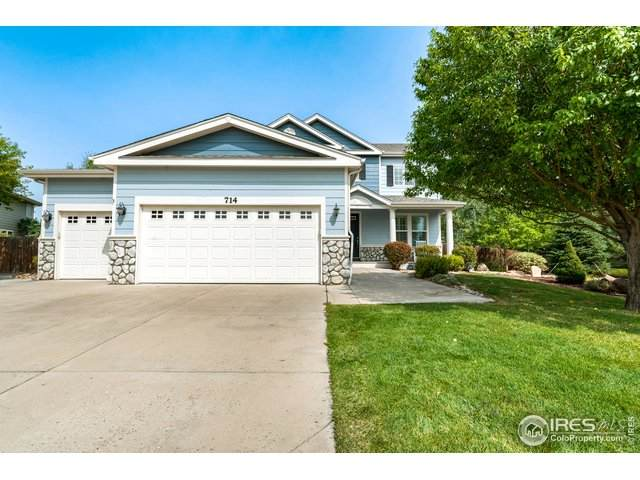 714 Fairbourne Way, Fort Collins, CO 80525 (MLS #923561) :: J2 Real Estate Group at Remax Alliance
