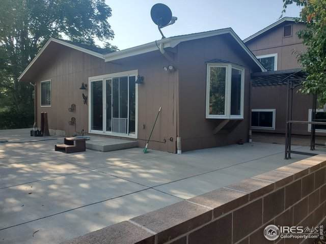 869 Cottonwood Dr, Loveland, CO 80538 (MLS #923881) :: Wheelhouse Realty