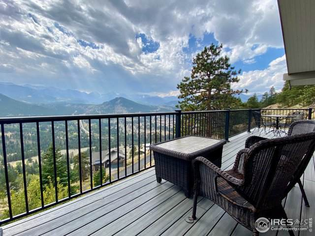 1761 Aspencliff Ct #2, Estes Park, CO 80517 (MLS #924311) :: J2 Real Estate Group at Remax Alliance