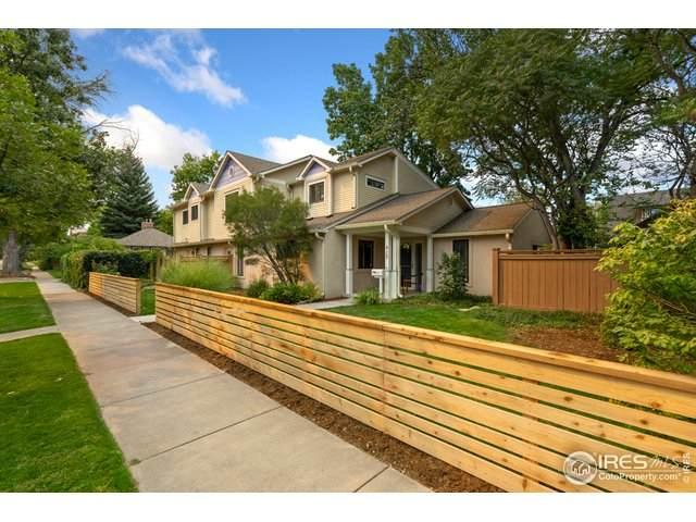 420 E Laurel St, Fort Collins, CO 80524 (MLS #924497) :: HomeSmart Realty Group
