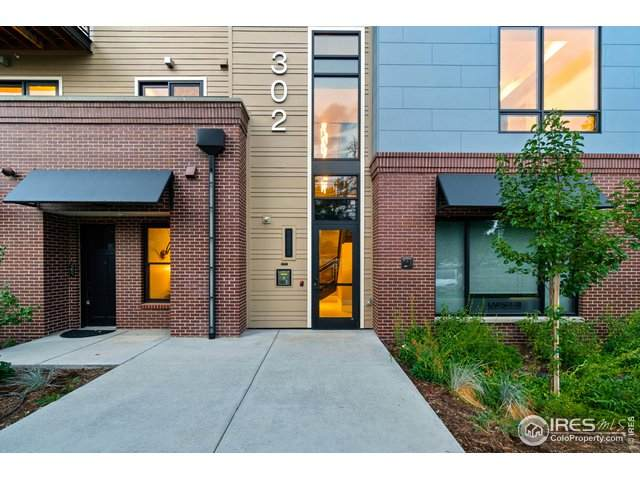 302 N Meldrum St #314, Fort Collins, CO 80521 (MLS #925189) :: Downtown Real Estate Partners