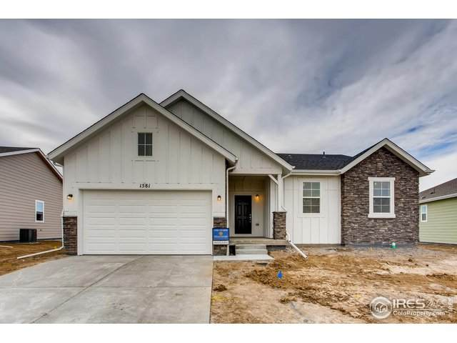 1581 Lake Point Way, Severance, CO 80550 (MLS #925656) :: 8z Real Estate