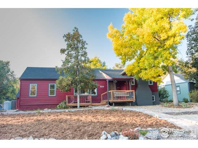 223 Parker St, Fort Collins, CO 80525 (MLS #925729) :: HomeSmart Realty Group
