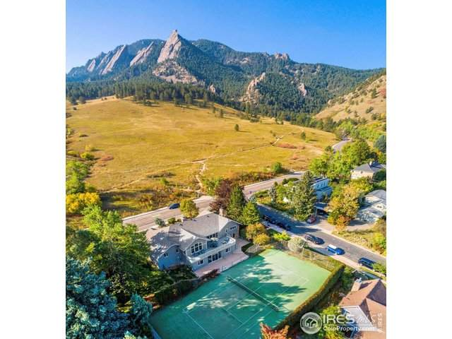 601 Baseline Rd, Boulder, CO 80302 (MLS #925757) :: Stephanie Kolesar