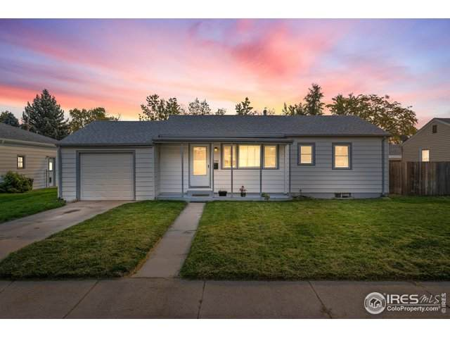 2440 12th Ave Ct, Greeley, CO 80631 (MLS #926211) :: 8z Real Estate