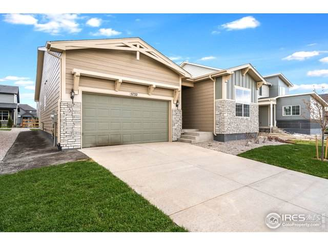 5732 Saint Lusson Ln, Timnath, CO 80547 (#926400) :: Realty ONE Group Five Star