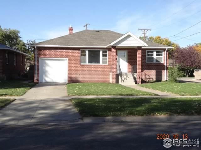 318 Glenora St, Sterling, CO 80751 (MLS #926548) :: 8z Real Estate