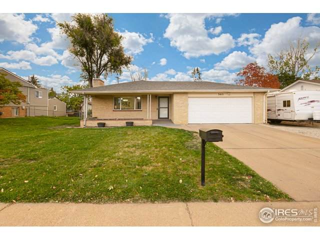 3415 5th St Rd, Greeley, CO 80634 (MLS #926818) :: Kittle Real Estate