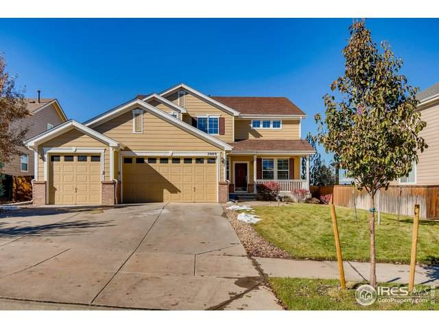 2009 Lodgepole Dr, Erie, CO 80516 (MLS #927544) :: Tracy's Team