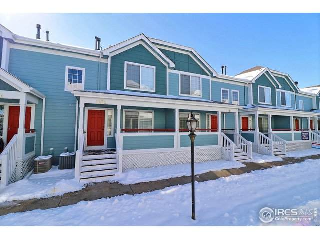 3660 W 25th St #1202, Greeley, CO 80634 (#927621) :: The Griffith Home Team