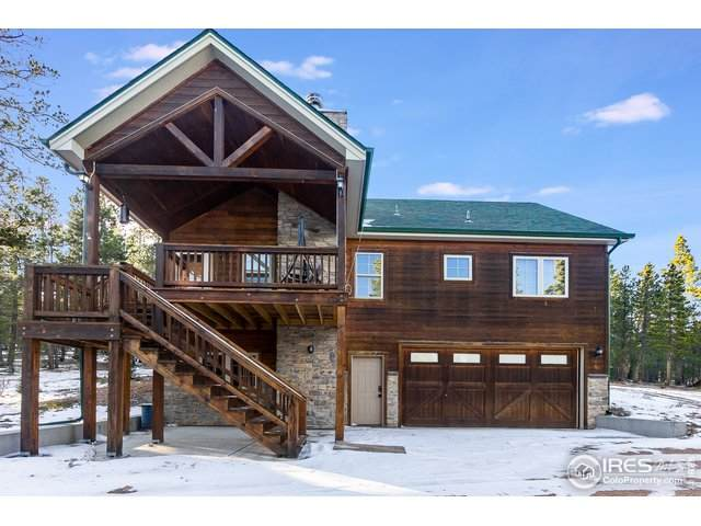 1673 Ottawa Way, Red Feather Lakes, CO 80545 (MLS #928385) :: Bliss Realty Group