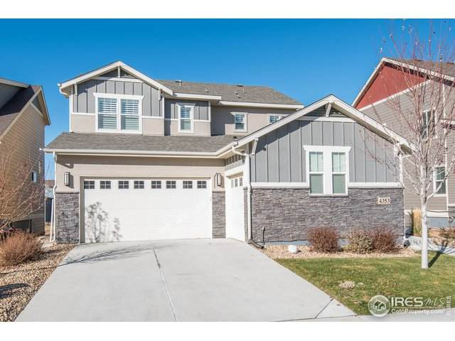 4353 Buffalo Mountain Dr, Loveland, CO 80538 (MLS #928734) :: Tracy's Team