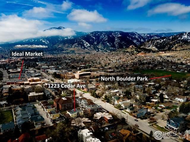 1223 Cedar Ave, Boulder, CO 80304 (#928911) :: Hudson Stonegate Team