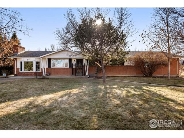 8942 Niwot Rd, Niwot, CO 80503 (MLS #928932) :: Jenn Porter Group