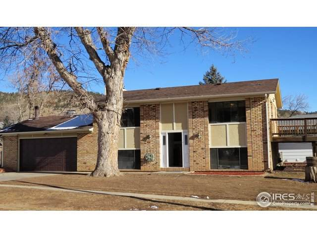 424 4th Ave, Lyons, CO 80540 (MLS #929703) :: Downtown Real Estate Partners