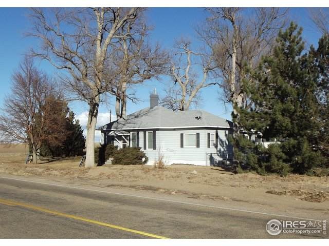 21026 County Road 64, Greeley, CO 80631 (MLS #930149) :: Re/Max Alliance