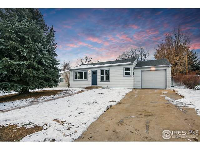 2413 15th Ave Ct, Greeley, CO 80631 (MLS #930161) :: Keller Williams Realty