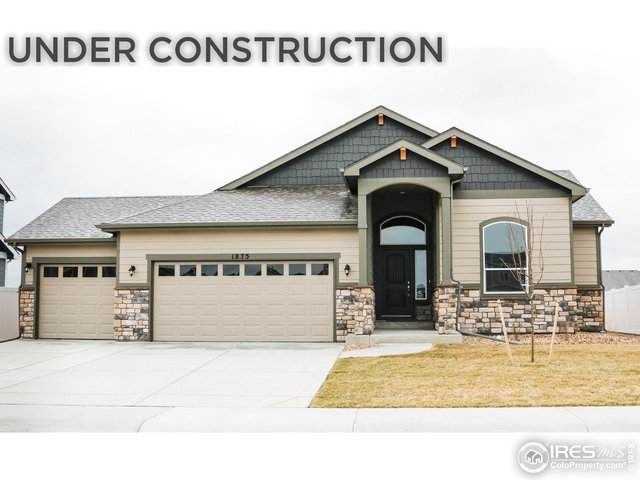 4501 Bishopsgate Dr, Windsor, CO 80550 (#930944) :: Hudson Stonegate Team