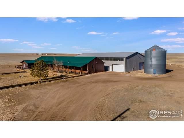 36995 Highway 14, Briggsdale, CO 80611 (MLS #931288) :: Hub Real Estate