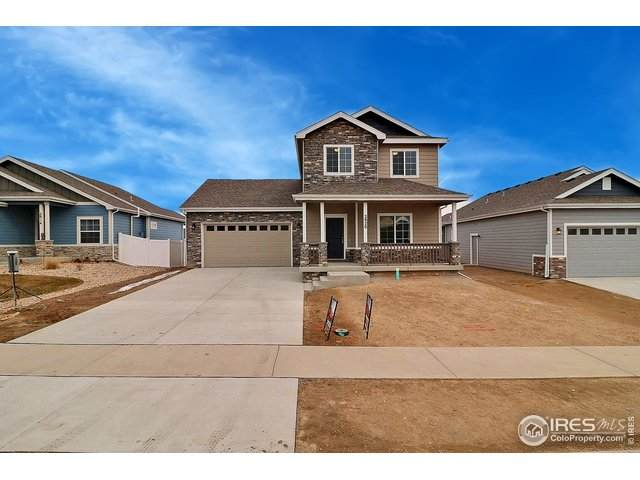 2920 68th Ave, Greeley, CO 80634 (MLS #931600) :: Downtown Real Estate Partners