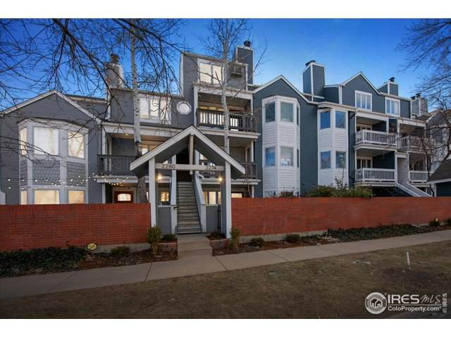 2274 Spruce St A, Boulder, CO 80302 (MLS #932032) :: J2 Real Estate Group at Remax Alliance