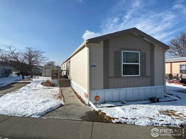 435 35th Ave #111, Greeley, CO 80631 (MLS #932165) :: HomeSmart Realty Group