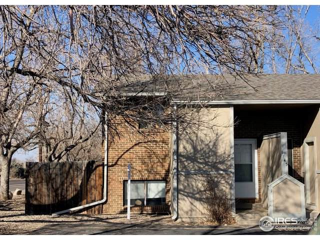 1745 Azalea Dr #1, Fort Collins, CO 80526 (#932244) :: Realty ONE Group Five Star