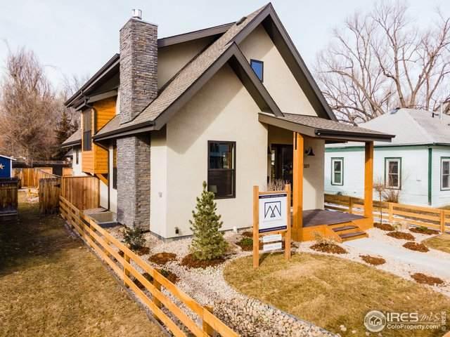 327 N Loomis Ave, Fort Collins, CO 80521 (MLS #932656) :: 8z Real Estate