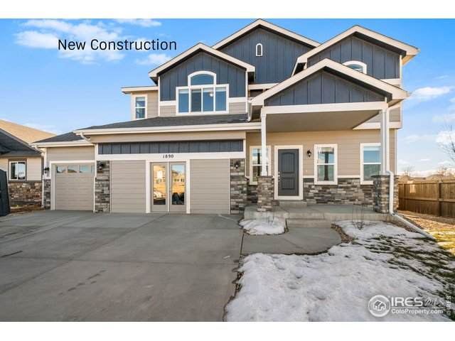 871 Emerald Lakes St, Severance, CO 80550 (#932667) :: Hudson Stonegate Team