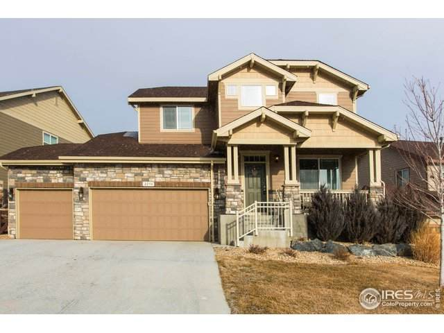 2258 Stonefish Dr, Windsor, CO 80550 (#932996) :: My Home Team