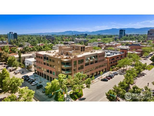 221 E Mountain Ave #321, Fort Collins, CO 80524 (MLS #933450) :: RE/MAX Alliance