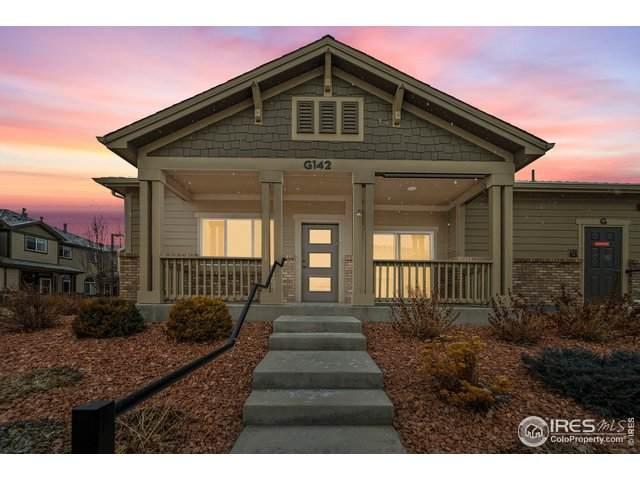 2608 Kansas Dr G142, Fort Collins, CO 80525 (MLS #933507) :: Colorado Home Finder Realty