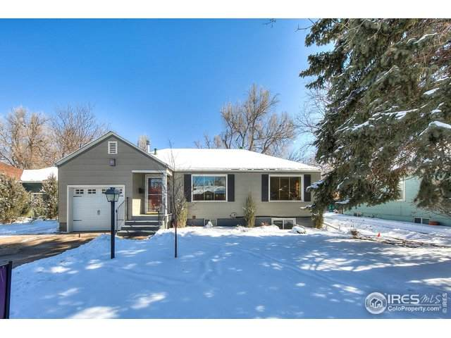 136 N Mckinley Ave, Fort Collins, CO 80521 (MLS #933613) :: Colorado Home Finder Realty