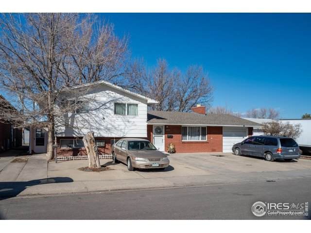 1643 Kimbark St, Longmont, CO 80501 (MLS #934212) :: Colorado Home Finder Realty