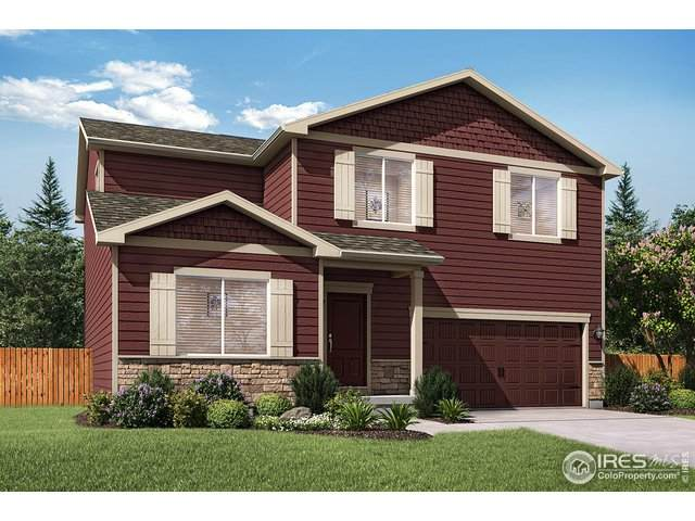 1060 Long Meadows St, Severance, CO 80550 (#934238) :: The Margolis Team
