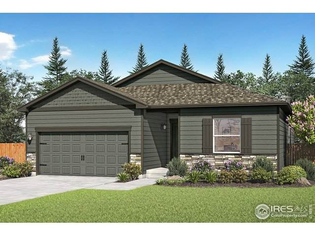 1061 Long Meadows St, Severance, CO 80550 (#934241) :: The Margolis Team