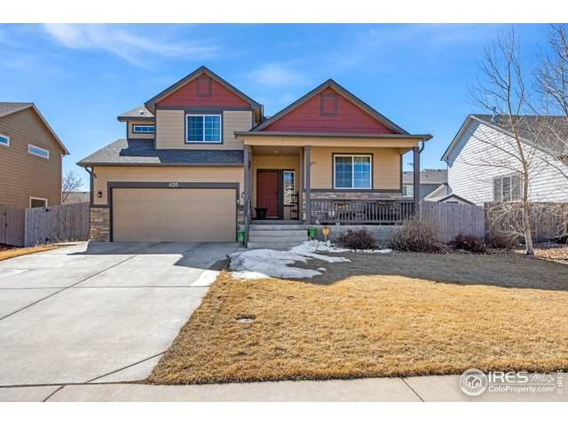 420 E 29th St, Greeley, CO 80631 (MLS #934485) :: 8z Real Estate