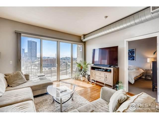 1441 Central St #412, Denver, CO 80211 (MLS #936444) :: J2 Real Estate Group at Remax Alliance