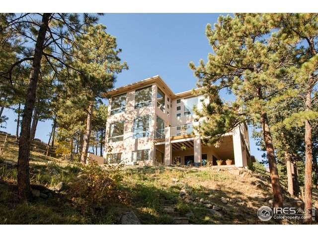 6138 Sunshine Canyon Dr, Boulder, CO 80302 (MLS #936917) :: RE/MAX Alliance