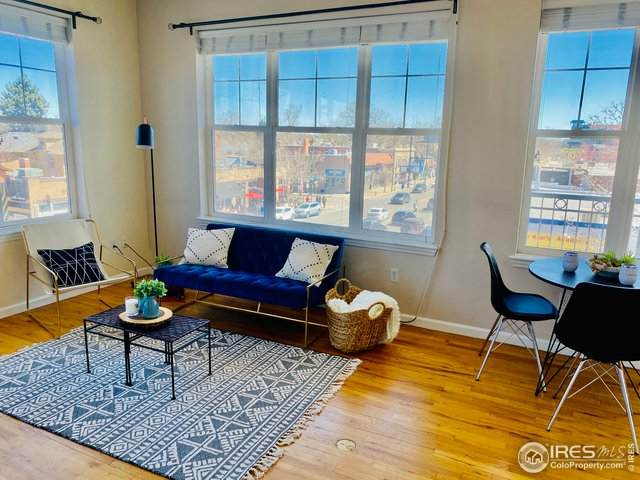 1489 Steele St #200, Denver, CO 80206 (MLS #937014) :: Kittle Real Estate