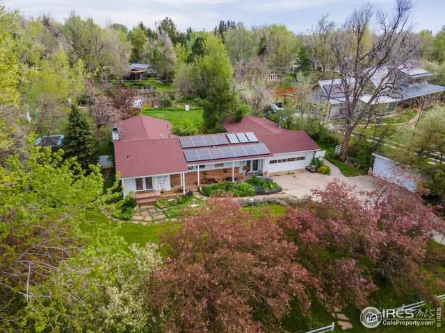 2205 Emerald Rd, Boulder, CO 80304 (MLS #937566) :: J2 Real Estate Group at Remax Alliance
