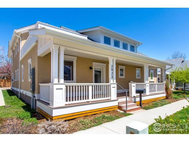 2923 13th St, Boulder, CO 80304 (MLS #938646) :: Downtown Real Estate Partners